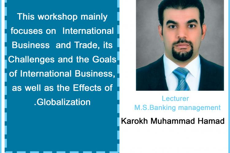 International Businessand the Effects of Globalization